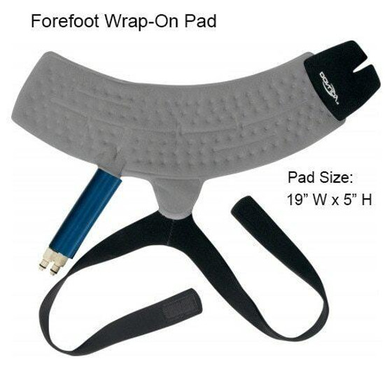 DonJoy Iceman Wrap On Foot Pad
