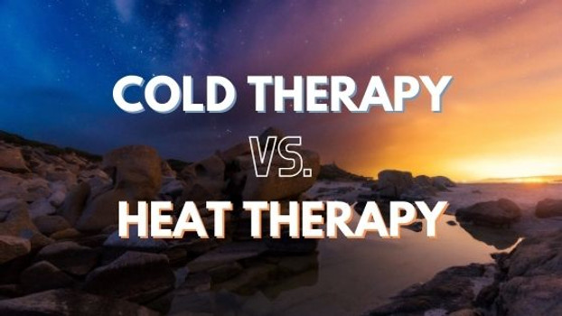 Is Cold Therapy Right For Me? Understanding When to Use Cold Therapy vs Heat Therapy