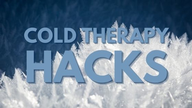 How To Clean and Store Your Cold Therapy Unit