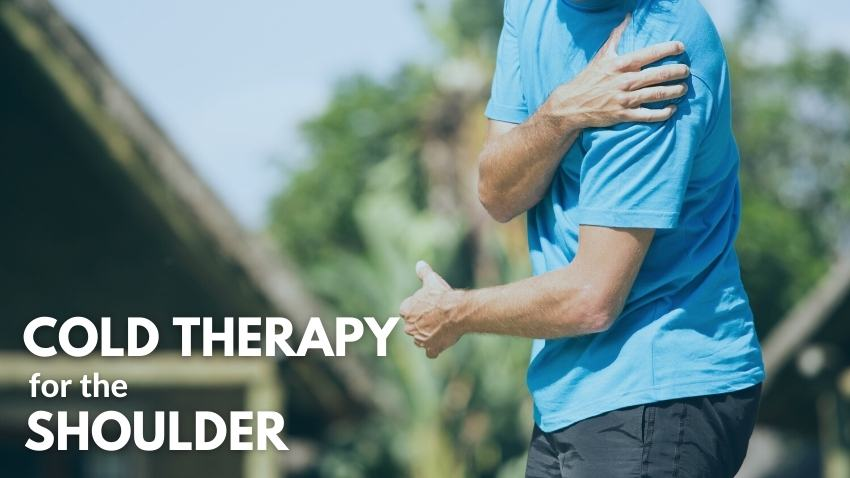 Cold Therapy for the Shoulder