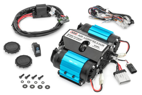 ARB High Output On-Board 12V Twin Air Compressor (CKMTA12)