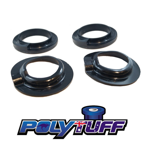 MONTERO Gen3 - Rear Coil Spring Pad Kit, Upper & Lower