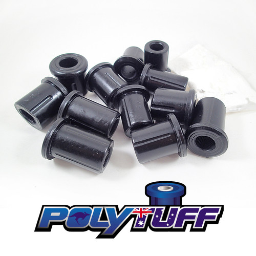 MONTERO Gen1 - Rear Leaf Spring Bushing Kit