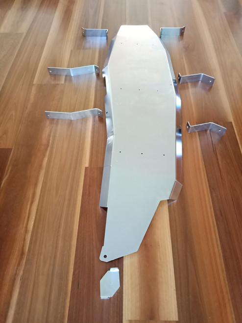 MONTERO Gen3 - Fuel Tank Skid Plate