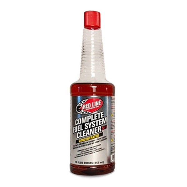 Red Line SI-1 Complete Fuel System Cleaner, 15oz