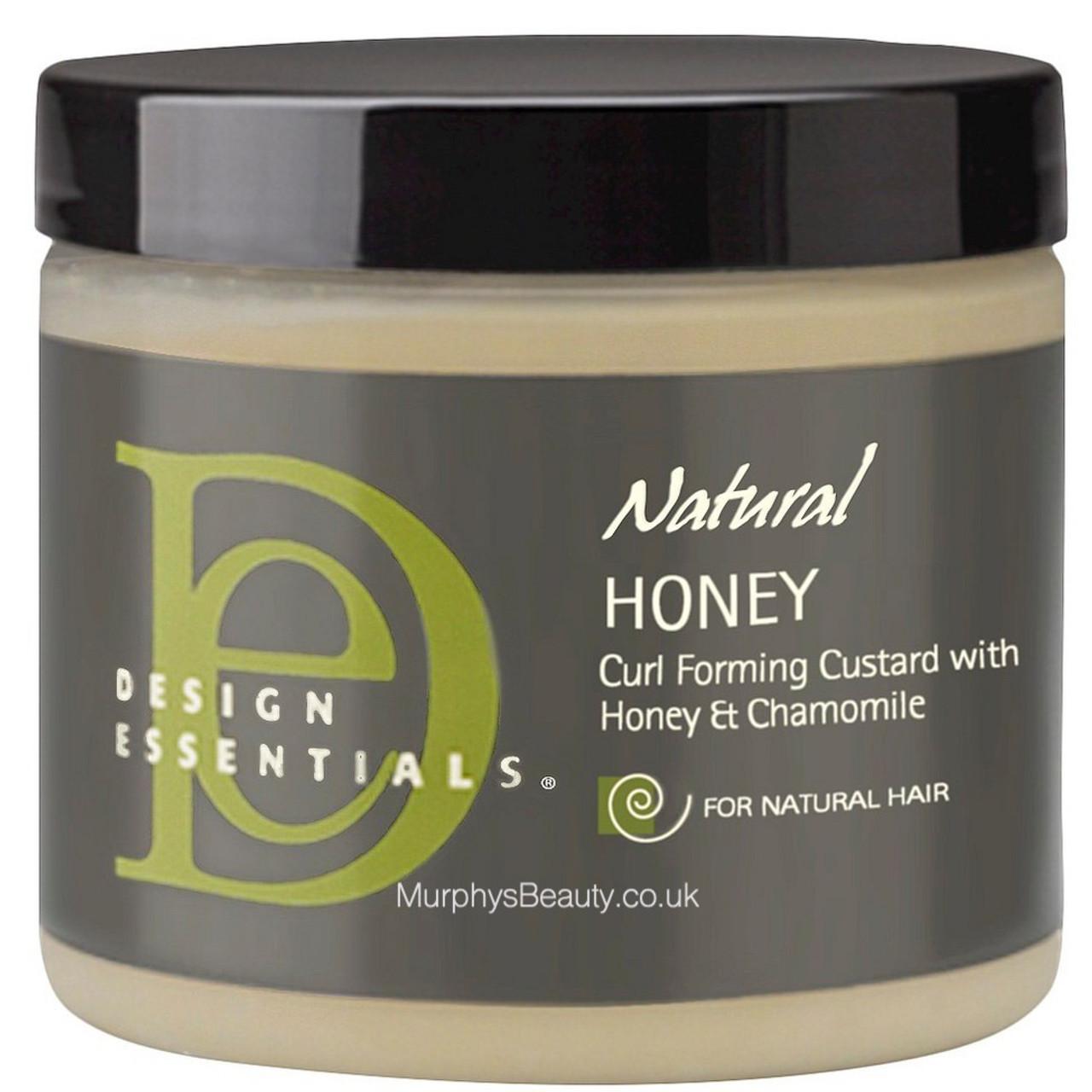 Design Essentials Almond Avocado Honey Curl Forming Custard 8oz,Simple Background Design For Birthday