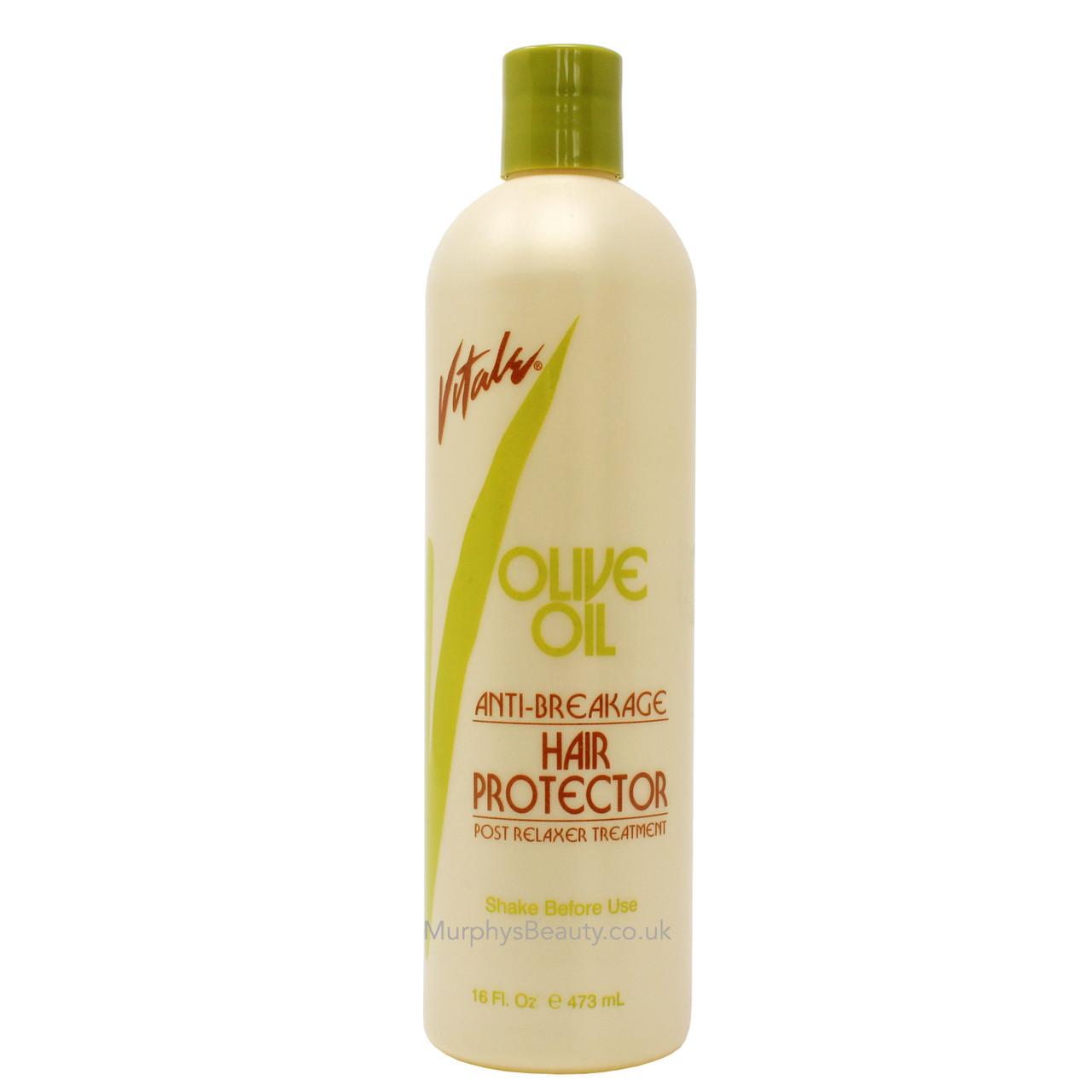 Vitale Olive Oil Anti Breakage Hair Protector 16oz