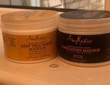 Shea Moisture Fix for Dry Hair