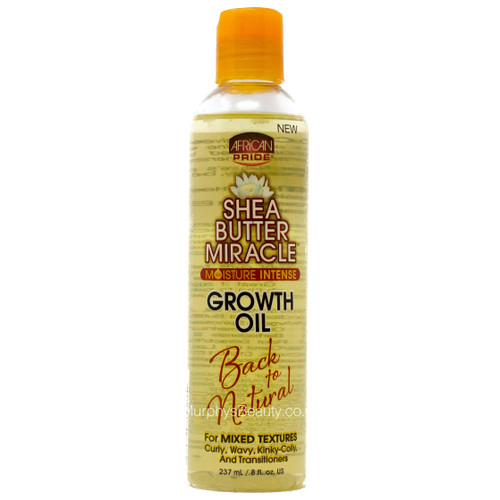 African Pride | Shea Butter Growth Oil