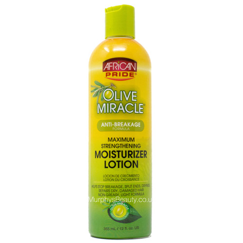 African Pride | Olive Miracle | Moisturizer Lotion