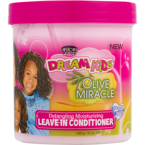 African Pride | Dream Kids | Leave-in Conditioner (15oz)