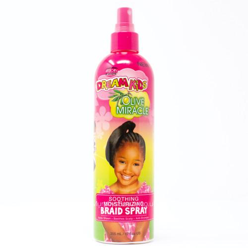 African Pride | Dream Kids | Braid Spray