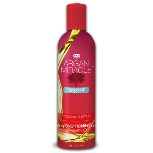 African Pride | Argan Miracle | Conditioning Shampoo