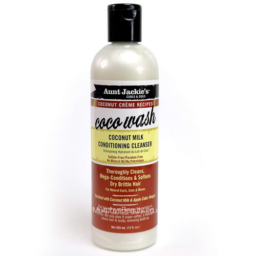 Aunt Jackie's | Coconut Creme Conditioning Cleanser
