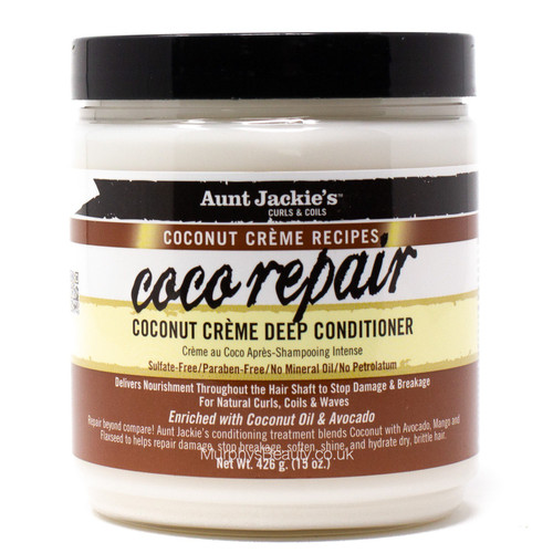Aunt Jackie's | Coconut Creme Coconut Creme Deep Conditioner