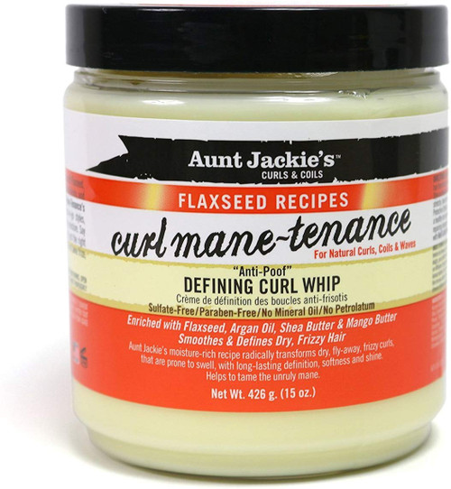 Aunt Jackie's | Curl Mane-tenance Defining Curl Whip (15oz)
