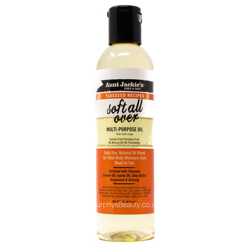 Aunt Jackie's | Soft All Over Multi Purpose Oil