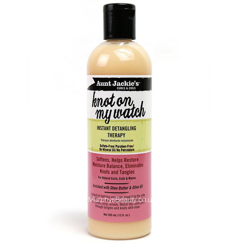 Aunt Jackie's | Knot On My Watch Instant Detangling Therapy