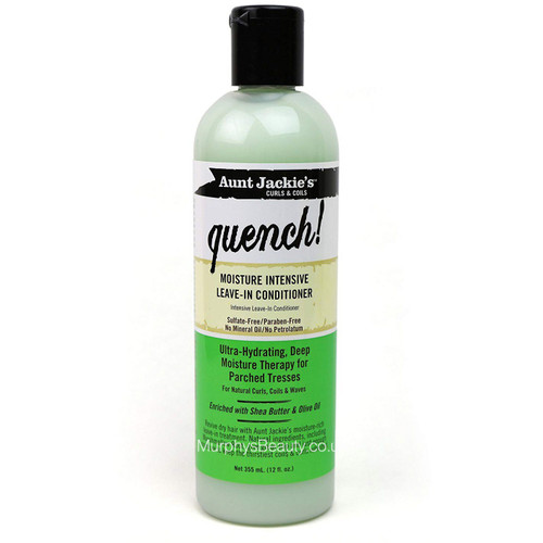 Aunt Jackie's | Quench Moisture Intensive Leave-in Conditioner