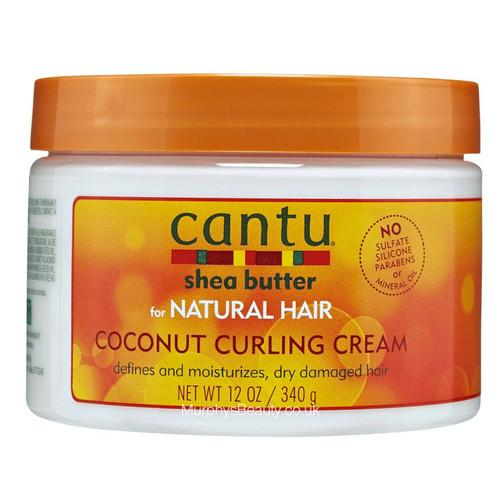 Cantu Shea Butter | Coconut Curling Cream