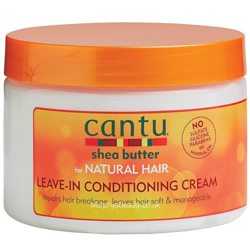 Cantu Shea Butter | For Natural Hair Leave-in Conditioning Cream
