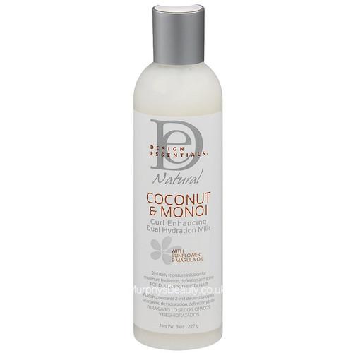 Design Essentials | Coconut & Monoi | Curl Hydration Milk