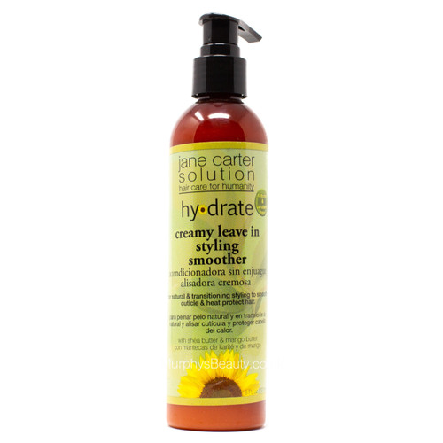 Jane Carter | Hydrate Creamy Leave-In Styling Smoother