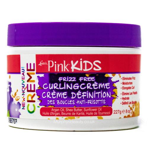 Lusters | Pink Kids | Curling Creme