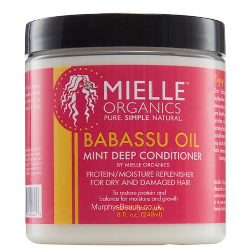 Mielle | Babassu Oil Mint Deep Conditioner