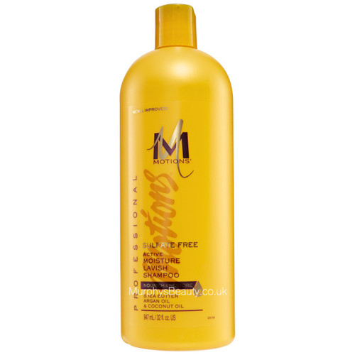 Motions   Sulphate Free Active Moisture Neutralising Shampoo