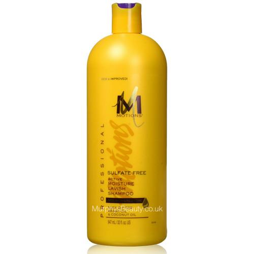 Motions   Nourish & Restore   Active Moisture Lavish Shampoo