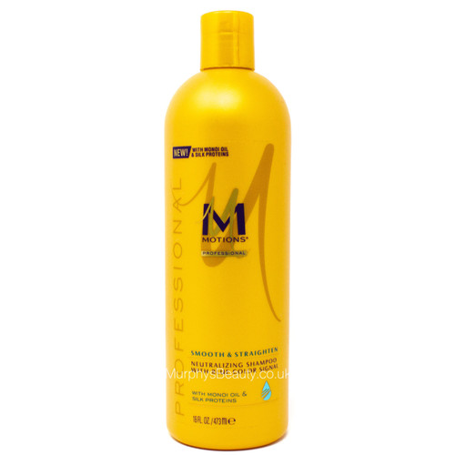 Motions | Neutralizing Shampoo with Blue Collar Signal