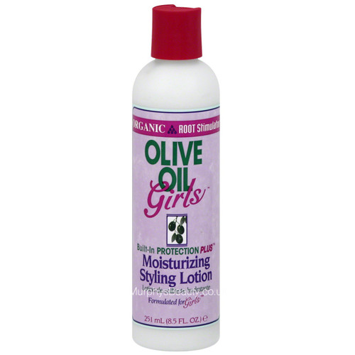 ORS | Olive Oil | Girls | Oil Moisturizing Styling Lotion
