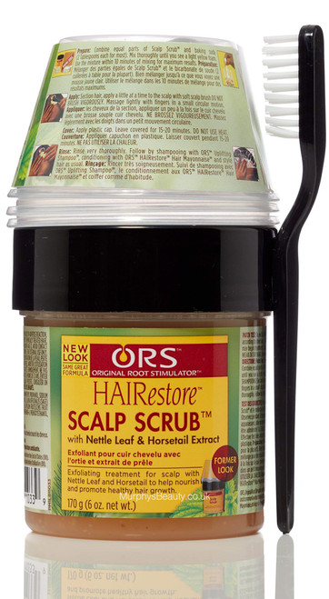 ORS   Root Simulator Hair Restore Scalp Scrub