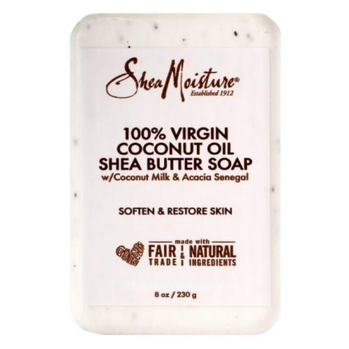 Shea Moisture | 100% Virgin Coconut Oil | Daily Hydration Bar Soap