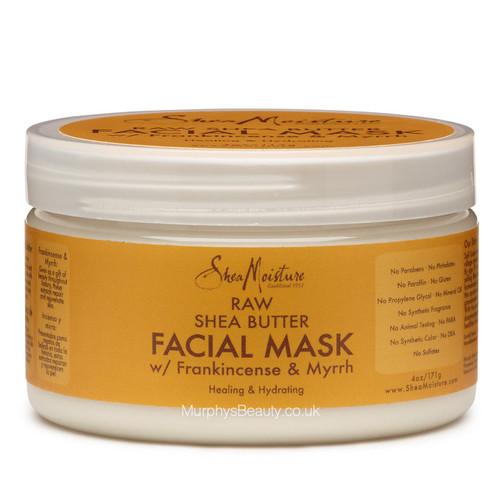 Shea Moisture | Raw Shea Butter | Facial Mask