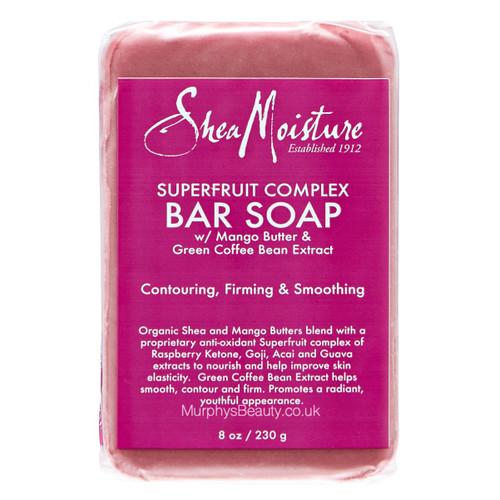Shea Moisture | SuperFruit Complex Bar Soap