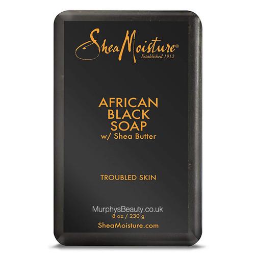 Shea Moisture | African Black Soap | Bar Soap