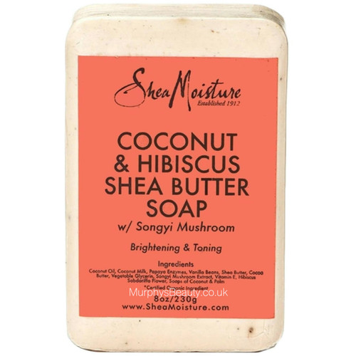 Shea Moisture | Coconut & Hibiscus | Bar Soap
