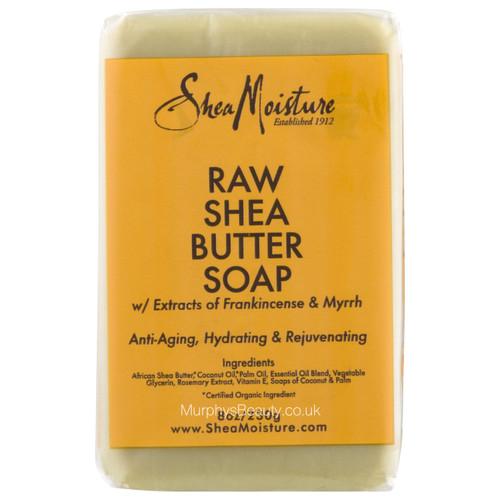 Shea Moisture | Raw Shea Butter | Bar Soap