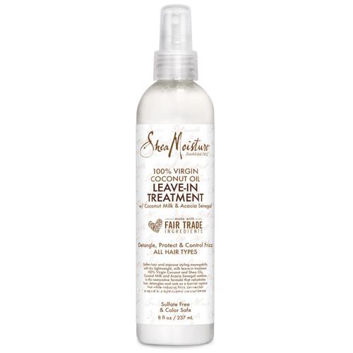 Shea Moisture | 100% Virgin Coconut Oil | Leave-in Treatment