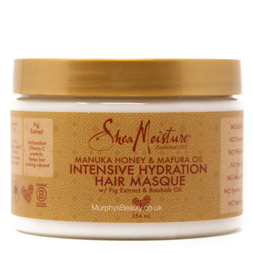 Shea Moisture | Manuka Honey & Mafura Oil Intensive Hydration Masque