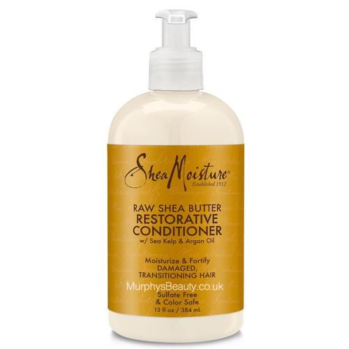Shea Moisture | Raw Shea Butter | Restorative Conditioner