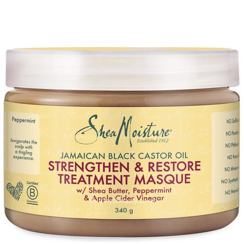 Shea Moisture | Jamaican Black Castor Oil | Strengthen & Restore Treatment Masque