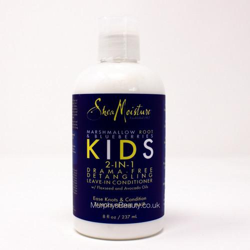 Shea Moisture | Marshmallow Root & Blueberries | Kids Detangling Leave-in Conditioner