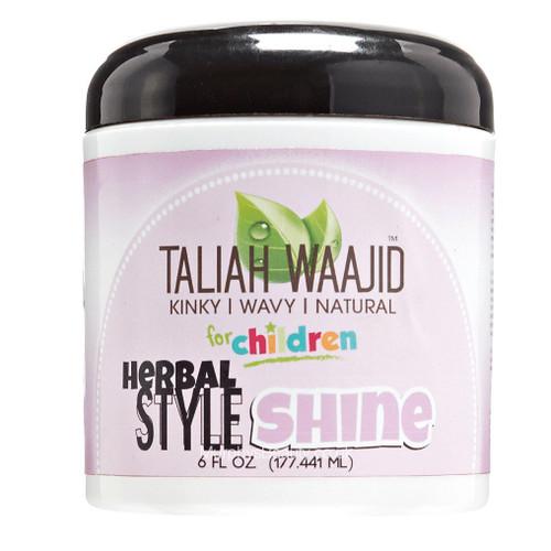 Taliah Waajid | Kinky Wavy Natural for Children | Herbal Style Shine