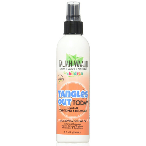 Taliah Waajid | Kinky Wavy Natural for Children | Tangles Out Today Leave-in Conditioner