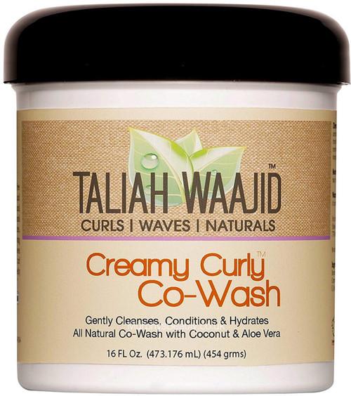 Taliah Waajid | Curls Waves Naturals | Creamy Curly Co-wash