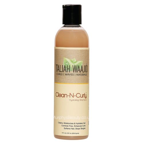 Taliah Waajid | Curls Waves Naturals | Clean N Curly Hydrating Shampoo