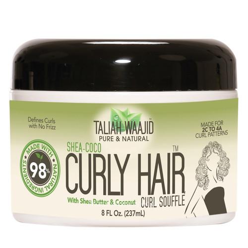 Taliah Waajid | Pure & Natural | Shea-coco Curly Hair Souffle